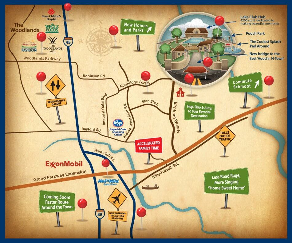 Falls at Imperial Oaks interactive map